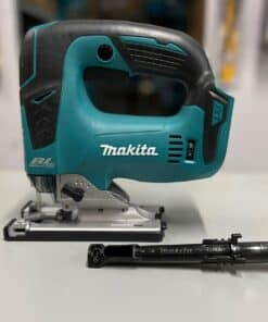 מסור אנגי גקסון גיקסו מבית מקיטה MAKITA דגם בלי פחמים DJV182 עם שליטה ב 6 מהירויות עבודה נעילה אלקטרונית דגם חזק במיוחד מחיר