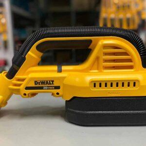 שואב אבק נייד רטוב/יבש 18V/20V (גוף בלבד) DEWALT DCV517 דגם מיני עם פילטר לשאיבת מכוניות שאיבת משטחים רטובים ויבשים מחיר