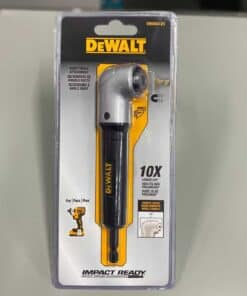 מוביל זוויתי מגנטי 90 מעלות DeWalt DWARA120