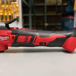 מולטיטול 18V מילווקי milwaukee 2626-20 / M18 BMT דגם עם שליטה במהירויות עבודה שליפה מהירה מיועד לעבודה אינטנסיביתמחיר