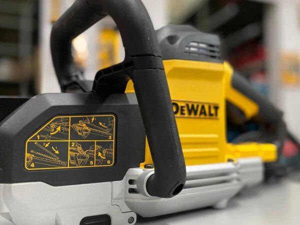 אליגטור מסור לחיתוך בלוקים מבית DeWalt 1700W DWE397