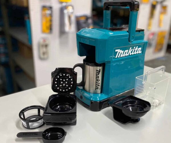מכונת קפה 12/14.4/18V (גוף בלבד) Makita DCM501