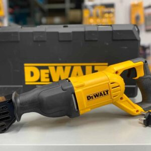 מסור חרב ( 4 מצבי כניסה ללהב ) 1100W Dewalt דיוולט דגם יחודי במינו בעל אופצייה לשיחרור מהיר של הלהב DW305 מחיר