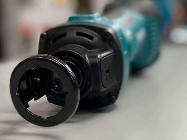 כרסם לקירות גבס (גוף בלבד) makita DCO180 / XOC01 מקיטה דגם יחודי במינו שנועד לאנשי גבס שעובדים המון קל משקל מהירות גבוהה מחיר