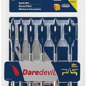 סט 6 מקדחי פרפר מבית BOSCH מסדרת DareDevil בוש המקדחים הכי חזקים בשוק עם חיבור לאימפקט נוח לנשיאה עם קצה מיוחד