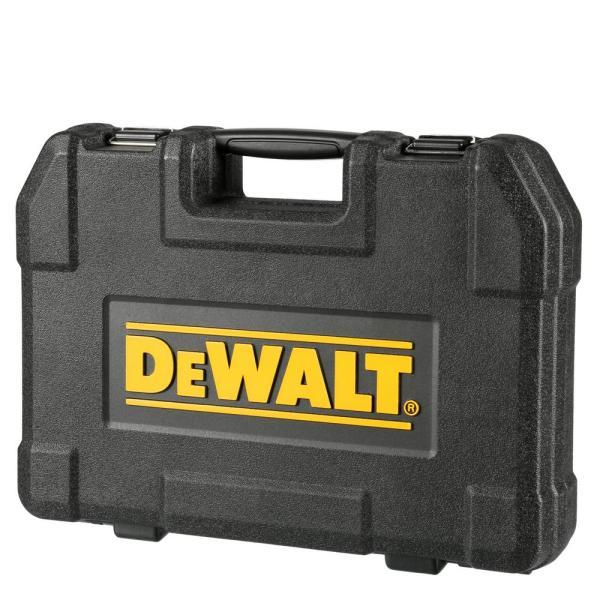 סט בוקסות 108 חלקים מבית DEWALT דיוולט דגם חזק במיוחד עם אחריות לכל החיים מיועד לאנשי מקצוע / מכונאים / ועוד דגם DWMT73801